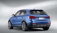 Audi RS Q3 Concept, Heck