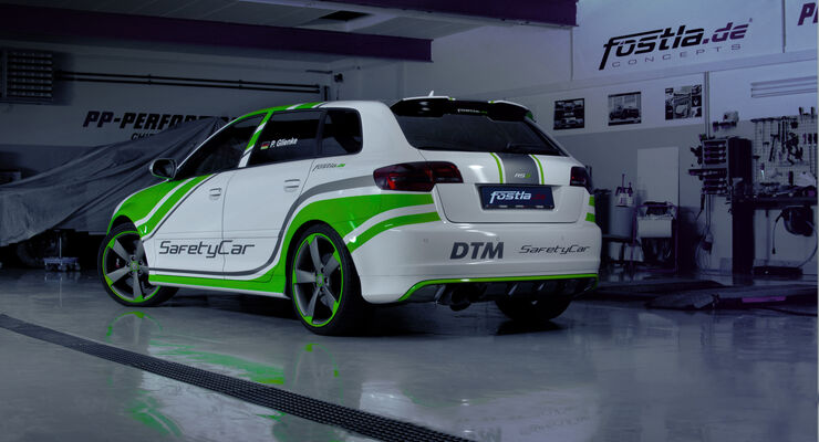 Audi RS3 Fostla.de Safety Car