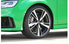 Audi RS3, Reifen, Felge, Bremsen