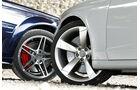 Audi RS4 Avant, Mercedes C 63 AMG T, Rad, Felge