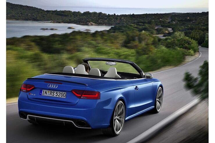 audi rs5 cabrio im fahrbericht edler cruiser mit. Black Bedroom Furniture Sets. Home Design Ideas