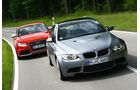 Audi RS5 Coupé, BMW M3 Coupé