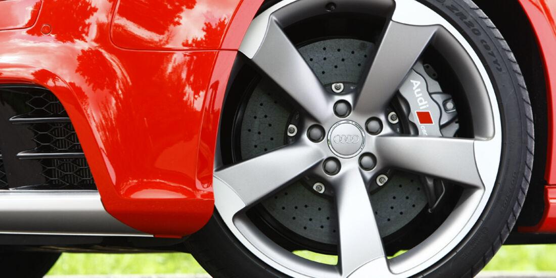 Audi RS5 Coupé Rad