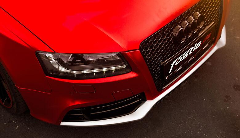 Audi RS5 foliert von Fostla Tuning