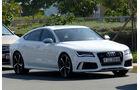 Audi RS7 - F1 Abu Dhabi 2014 - Carspotting