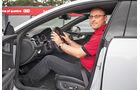 Audi RS7 Sportback, Cockpit, Ralph Alex