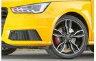 Audi S1 Sportback, Rad, Felge, Bremse