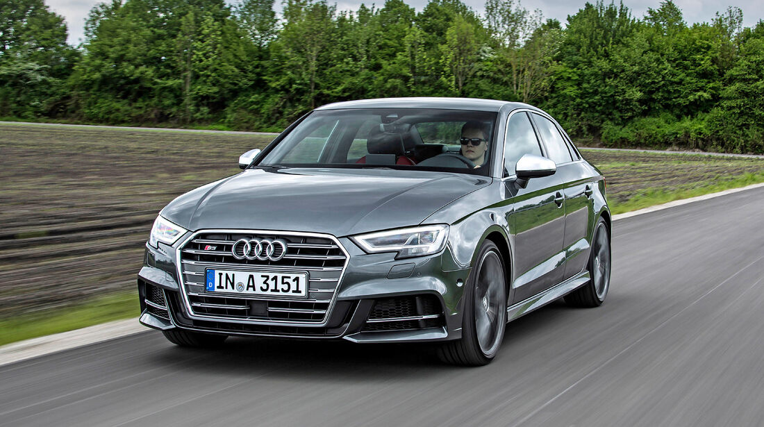 Audi S3 Limousine - Serie - Limousinen bis 50000 Euro - sport auto Award 2019
