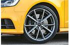 Audi S3, Rad, Felge