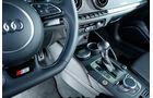 Audi S3, Schalthebel
