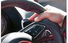 Audi S3 Sportback, Schaltpaddel, Gangwahl