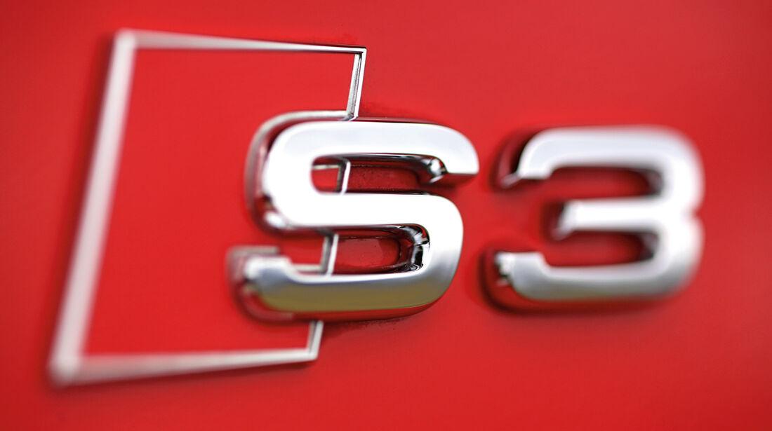 Audi S3 Sportback, Typenbezeichnung
