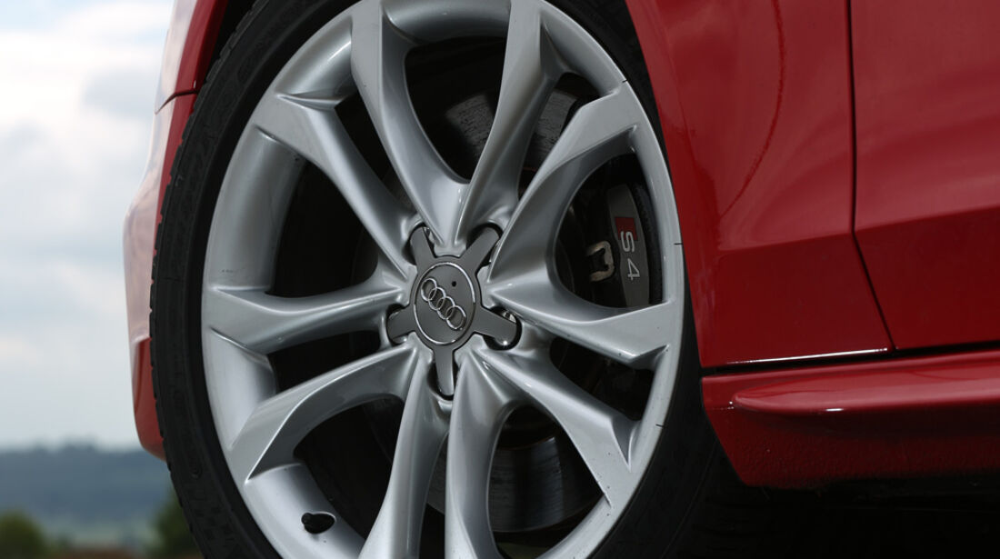 Audi S4 3.0 TFSI, Rad, Felge