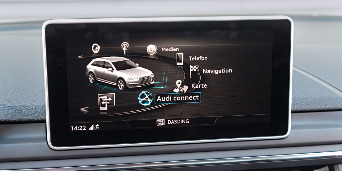 Audi S4 Avant 3.0 TFSI Quattro, Infotainment