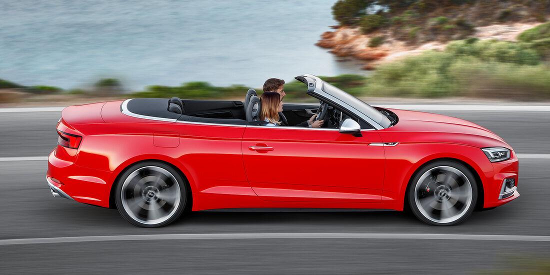 Audi S5 Cabrio 2016