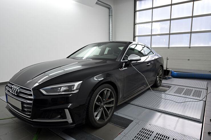 audi s5 von speedbuster power sprung auf 420 ps auto. Black Bedroom Furniture Sets. Home Design Ideas