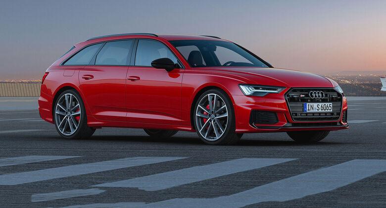 Audi S6 Avant 2019