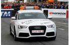 Audi Safety-Car DTM Präsentation Wiesbaden 2012