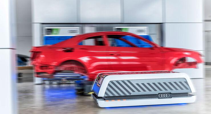 Audi Smart Factory
