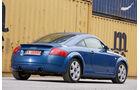 Audi TT 1.8 T Quattro, Heckansicht