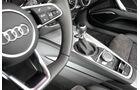 Audi TT 2.0 TDI Ultra, Mittelkonsole