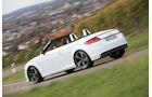 Audi TT 2.0 TDI Ultra, Seitenansicht