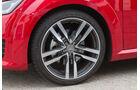 Audi TT 2.0 TFSI, Rad, Felge