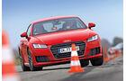 Audi TT Coupé 2.0 TFSI, Frontansicht