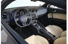 Audi TT Coupé 2.0 TFSI Quattro,Cockpit