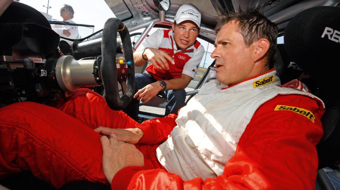 Audi TT RS, Marcus Schurig
