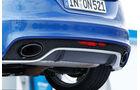 Audi TT RS Plus Roadster, Auspuff, Endrohr