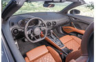 Audi TT RS Roadster Interieur