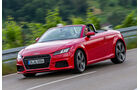 Audi TT Roadster 2.0 TFSI, Frontansicht