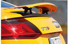 Audi TTS Coupé, Heckspoiler