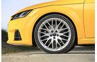 Audi TTS Details