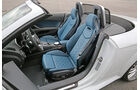 Audi TTS Roadster 2.0 TFSI, Sitze