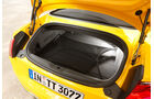 Audi TTS Roadster, Kofferraum
