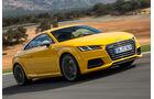 Audi TTS S tronic, Frontansicht