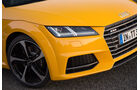 Audi TTS S tronic, Frontscheinwerfer