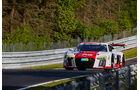 Audi Team Sport Phoenix - Audi R8 LMS - #4 - 24h-Rennen Nürburgring 2015 - Top-30-Qualifying