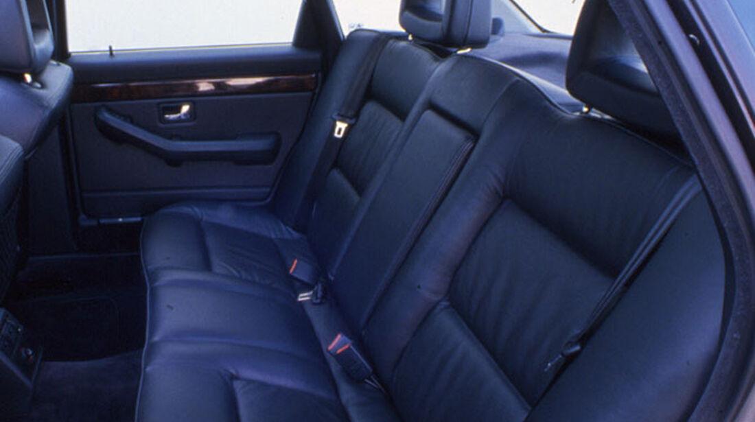 Audi V8 3.6 Sitz Font