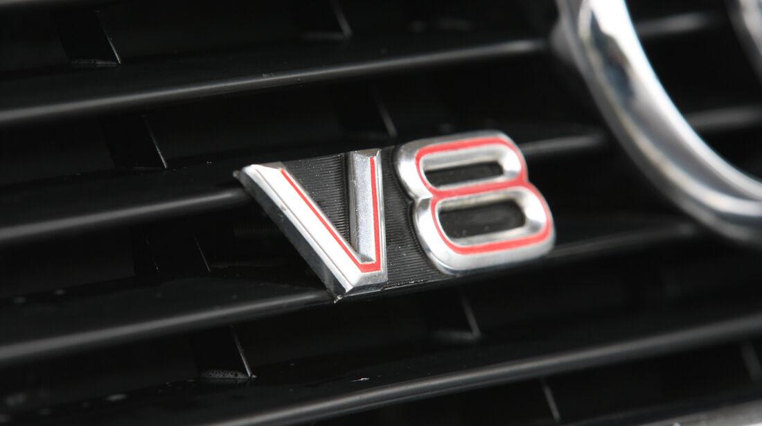 Audi V8, Typenbezeichnung