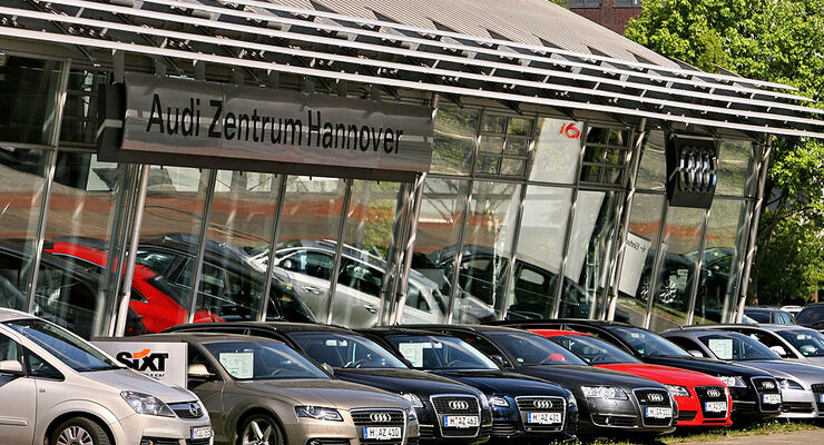 werkst ttentest audi 2008 audi zentrum hannover seite 9. Black Bedroom Furniture Sets. Home Design Ideas