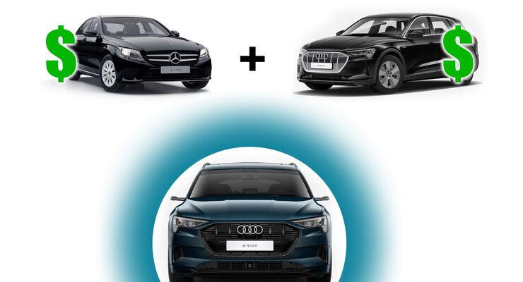 Audi e-tron Quattro Konfigurator 2019