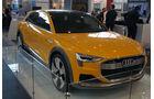 Audi h-tron quattro concept - Electric Vehicle Symposium 2017 - Stuttgart - Messe - EVS30