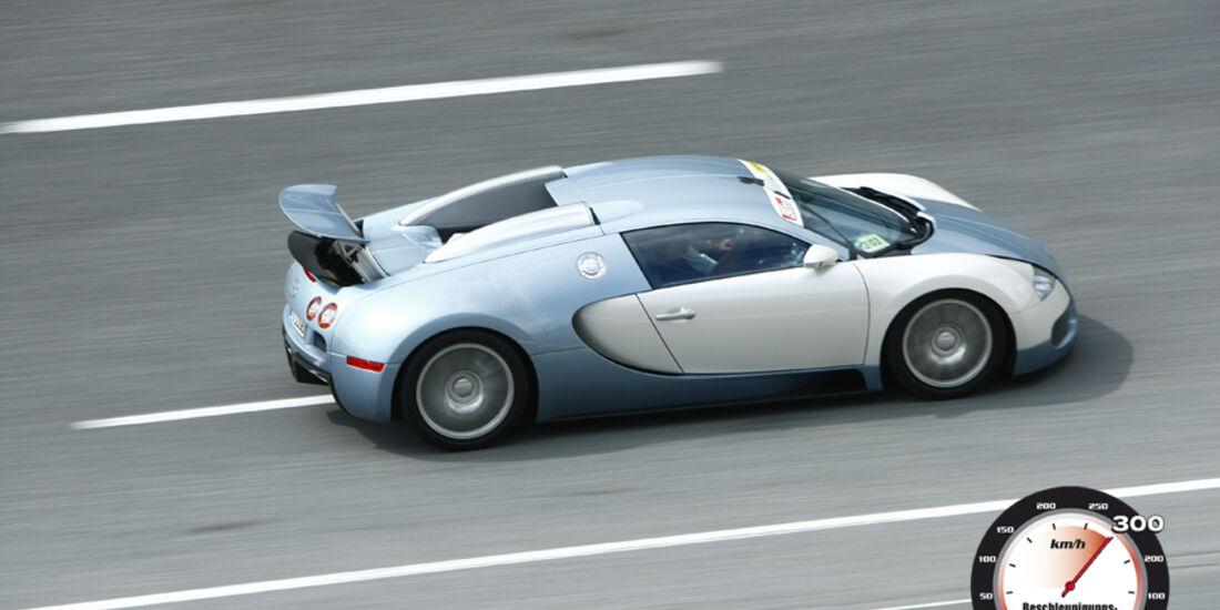 Aufmacher 0-300-0 2010, Bugatti Veyron