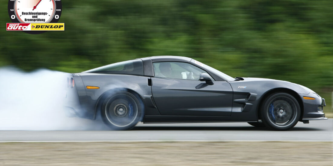 Aufmacher 0-300-0 2010, Corvette ZR1