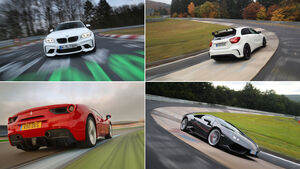 Aufmacher - Best of Supertest 2016 - sport auto