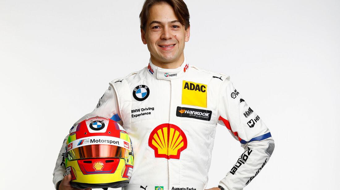 Augusto Farfus - BMW - Porträt - DTM 2018