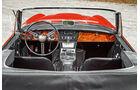 Austin Healey 3000 MK II, Cockpit